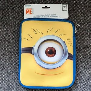 "Despicable Me 7"" Universal Padded Tablet Sleeve"